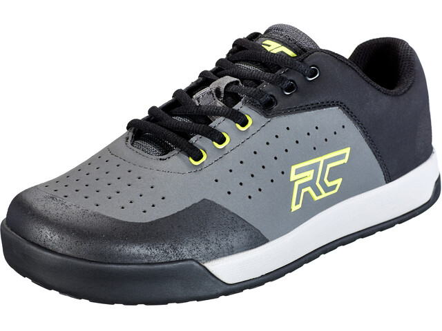 Ride Concepts Hellion Shoes Men charcoal/lime
